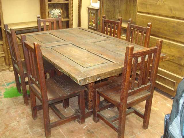 - Antique Door Table Mr Vallarta's