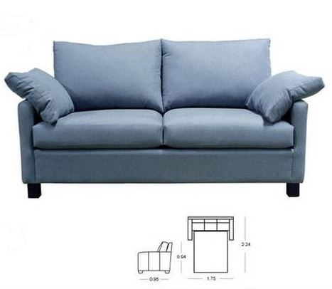 Lulu bell sofabed mr vallarta 39 s for Sofa bed 74 inches
