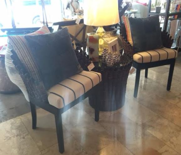 Argon Rattan Sitting Chair Mr Vallarta S