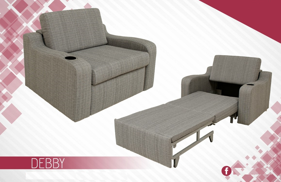 Picture of: Debra Sofa Chair With Pull Out Twin Bed Mr Vallarta S