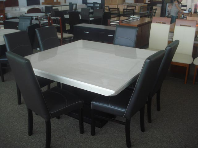 6 Person Marble Dining Table Mr Vallarta S