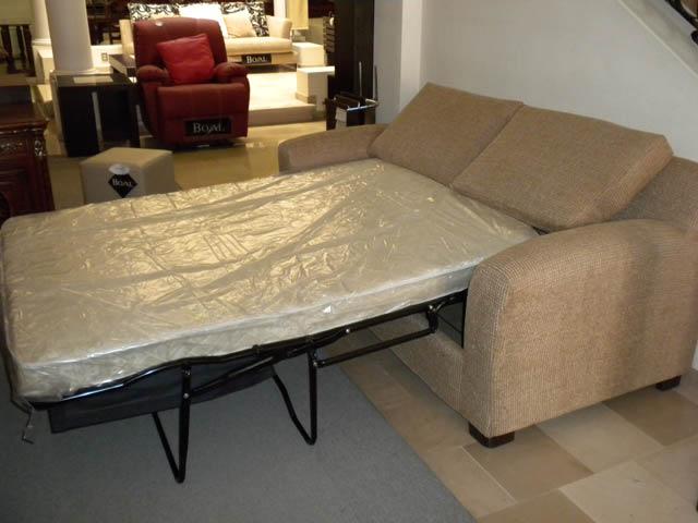Hide A Bed Earth Tones Bed Open Mr Vallarta S