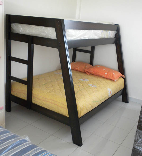 Bunk Bed Single And Full Size Kenia Mr Vallarta S